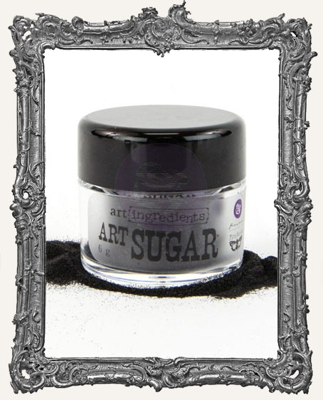 Finnabair - Art Ingredients - Art Sugar - Black