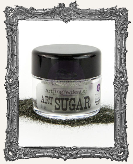 Finnabair - Art Ingredients - Art Sugar - Charcoal