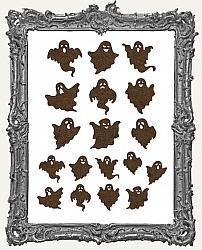 Ghost Cut-Outs - 18 Pieces