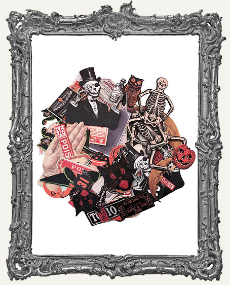 Tim Holtz - Idea-ology - Halloween Ephemera Pack