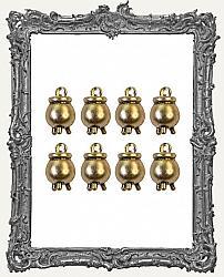 Prima Marketing Vintage Halloween Collection - Thirty-One - Cauldron Metal Charms
