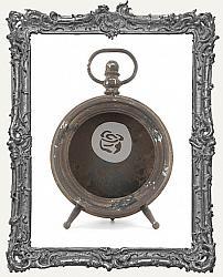 Finnabair - Metal Frame - Clock