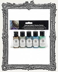 Cosmic Shimmer Mixed Media Special Effects Paint Kit - Patina
