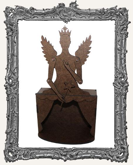 MEDIUM Theatre Art Doll Shrine Kit - Angel