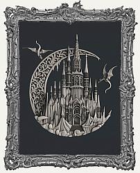 Zuri Silicone Mold - Enchanted Castle