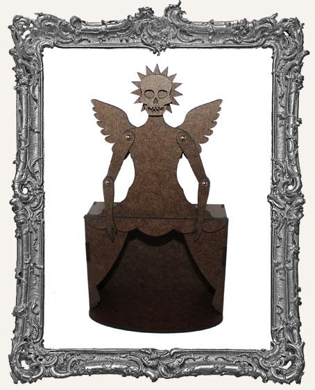 MEDIUM Theatre Art Doll Shrine Kit - Day of the Dead