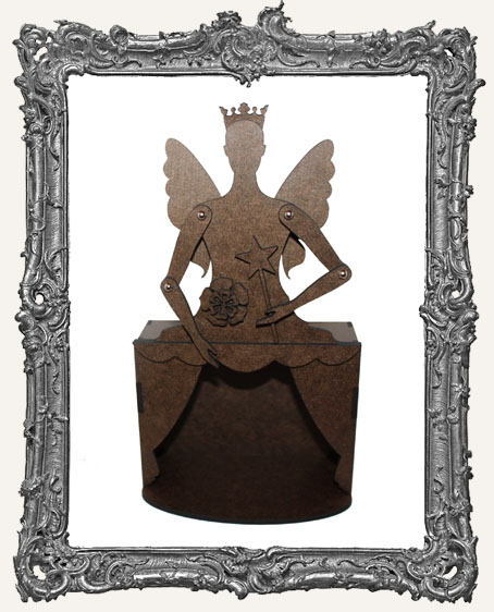 MEDIUM Theatre Art Doll Shrine Kit - Butterfly Fairy