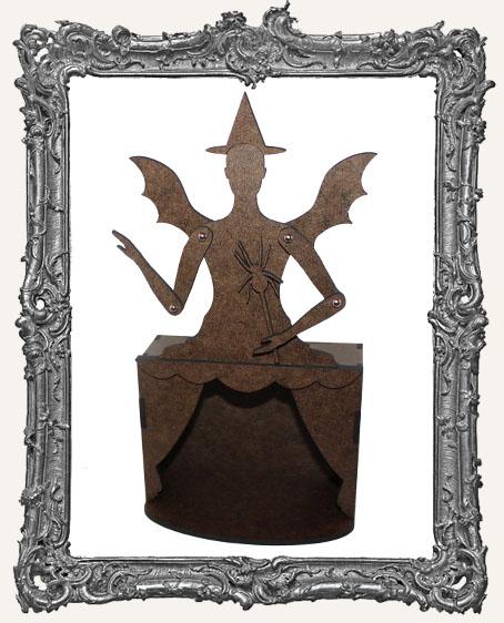 MEDIUM Theatre Art Doll Shrine Kit - Halloween