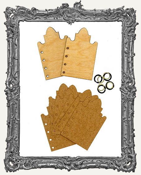 Tombstone Journal Book Kit - Style 1
