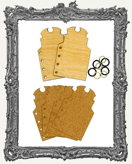 Tombstone Journal Book Kit - Style 2
