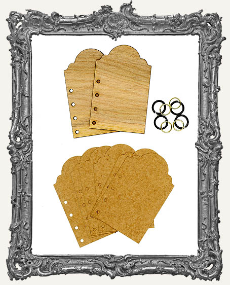 Tombstone Journal Book Kit - Style 3