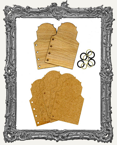 Tombstone Journal Book Kit - Style 5