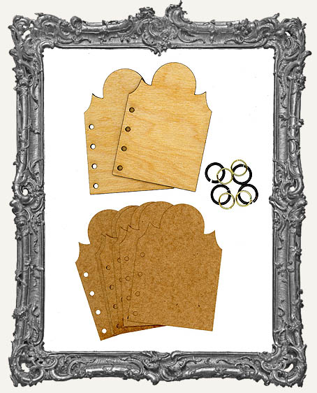 Tombstone Journal Book Kit - Style 6
