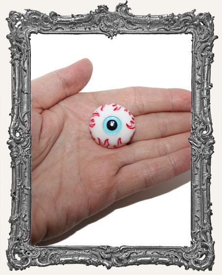 Resin Eyeball Cabochon