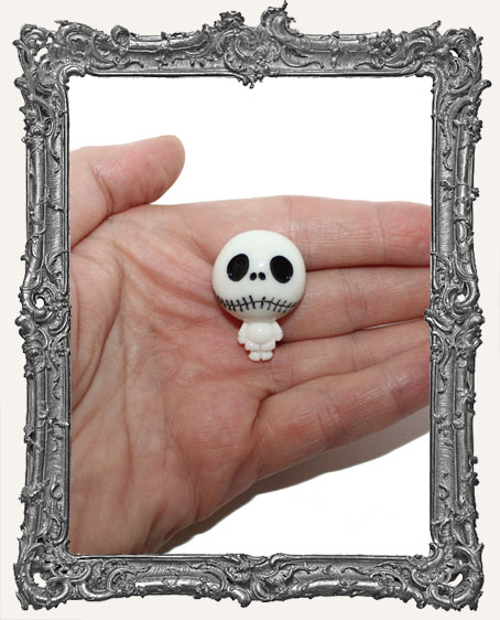 Resin Nightmare Before Christmas Cabochon - Jack