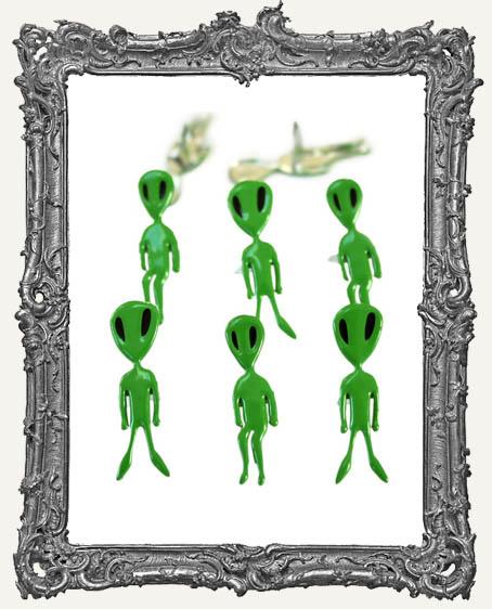 Alien Brads - 12 Piece