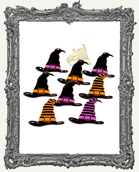 Witch Hat Brads - 12 Piece