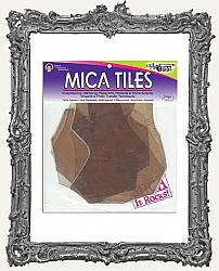 Large Mica Tiles - 2oz. Package