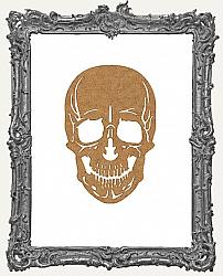 Layered Chipboard Gothic Skull Cut-Outs