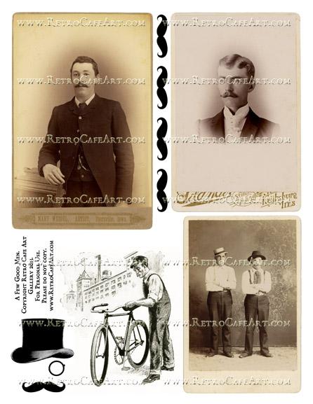 A Few Good Men Collage Sheet