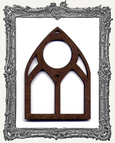 ATC Arch - Circle Gothic Arch Window