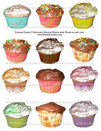 Cupcake Craze 1