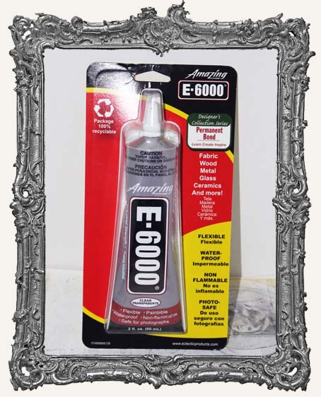 E6000 Industrial Adhesive 2 oz