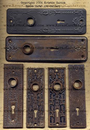 Escutcheon Plates 4