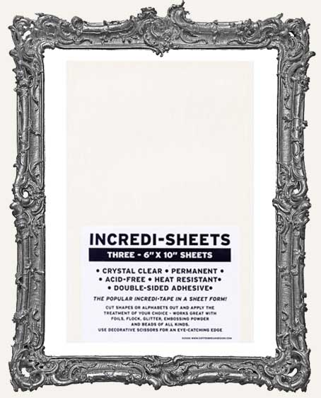INCREDI-SHEETS - Pack of 3