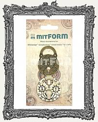 Mitform Castings Set - Padlocks 2