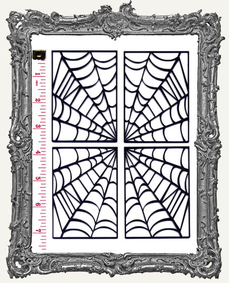 Spider Web ATC Overlay PACK OF 4