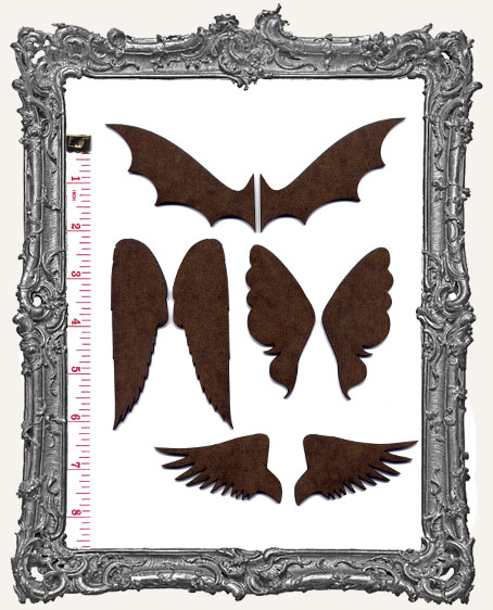 Wing Cut-Outs LARGE
