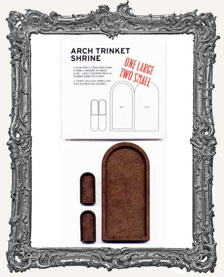 Arch Trinket Shrine PACK OF 3