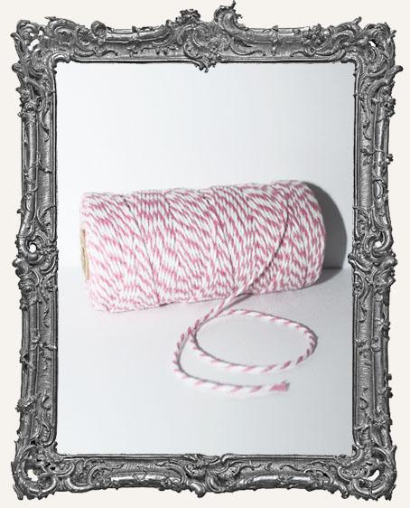 Baker's Twine - Light Pink