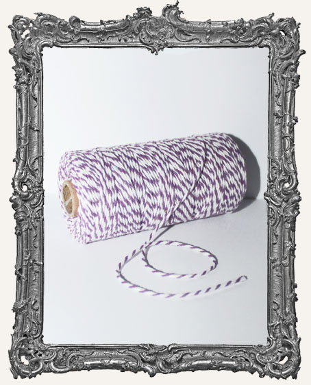Baker's Twine - Light Purple