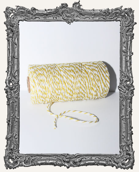 Baker's Twine - Yellow