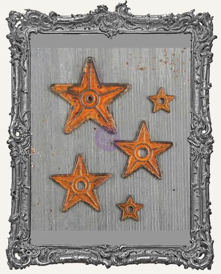Finnabair - Mechanicals - Barn Stars