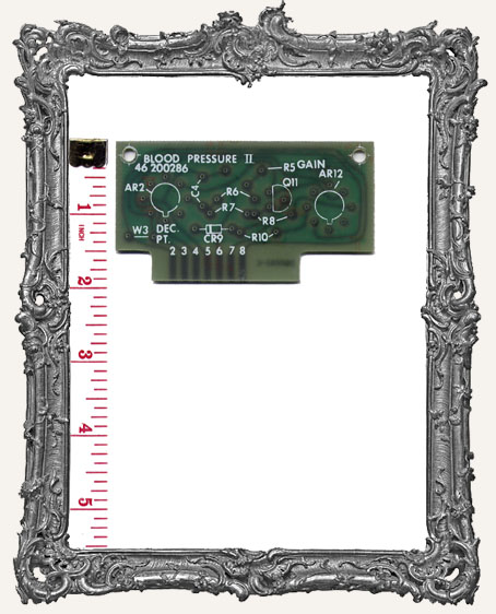 Medium Vintage Circuit Board - Blood Pressure II