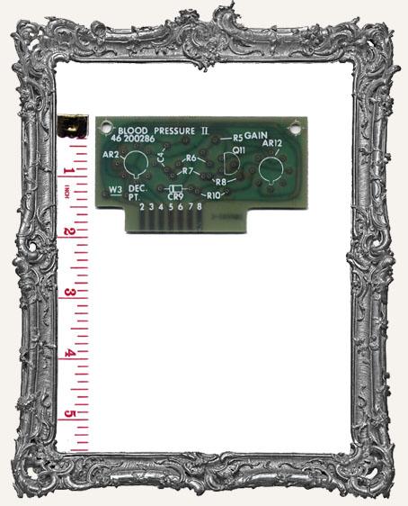 Medium Vintage Circuit Board - Blood Pressure II
