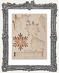 Prima Art Decor Mould - Christmas Sparkle Collection