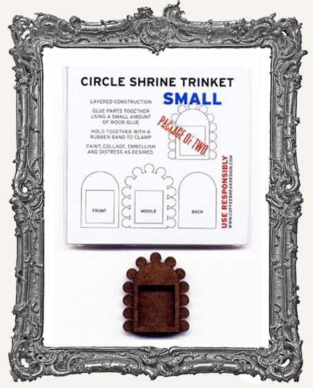 Circle Shrine Trinket PACK OF 2