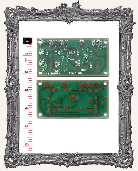 Medium Vintage Circuit Board - Sync BD