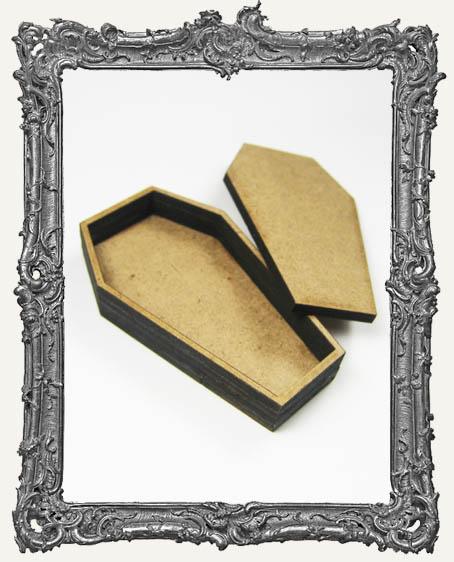 Coffin Masonite Shrine Kit