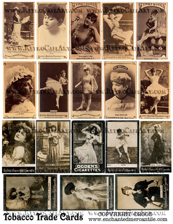 Tobacco Cards