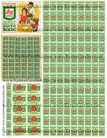 Quick Saver Stamps