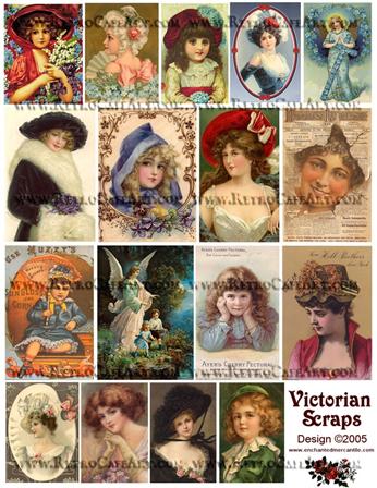 Victorian Scraps