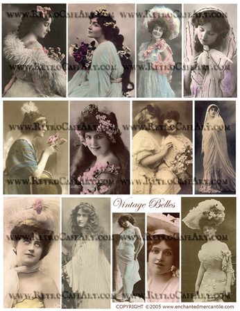 Vintage Belles