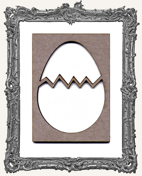 ATC Frame - Cracked Egg