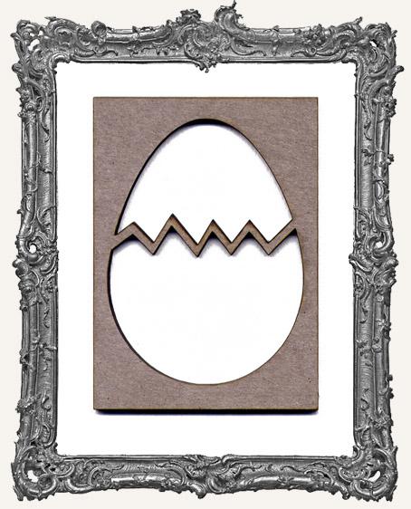 ATC Frame - Cracked Egg