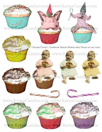 Cupcake Cuties 1